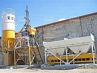 Бетонный завод СКИП-15 , фото 1