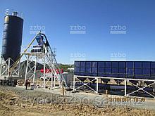 Бетонный завод СКИП-90
