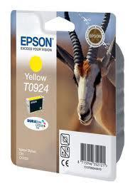 Картридж Epson C13T10844A10 (0924) C91/CX4300 желтый, фото 2