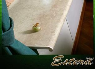 Подоконники Estera - подоконники Premium класса с Испанским характером!!