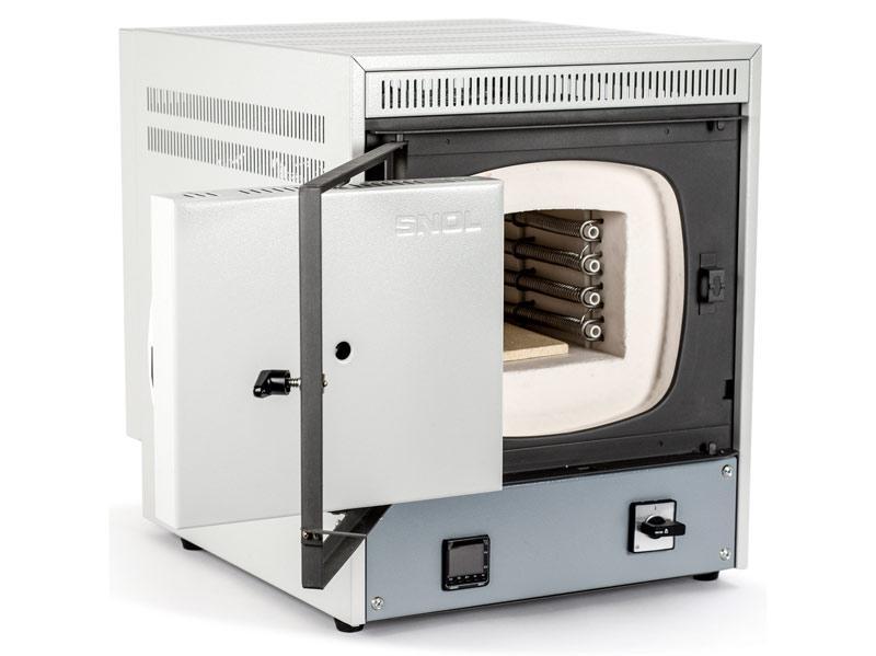 Лабораторная муфельная электропечь Электропечь SNOL 6.7/1300