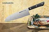 "Нож кухонный Сантоку ""Samura HARAKIRI"" 175 мм, фото 2"