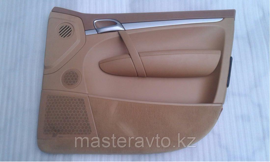 Обшивки дверей Porsche Cayenne 2003-2010