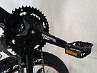 Велосипед Trinx M1000, 21 рама, 26 колеса, гидравлические тормоза, фото 5