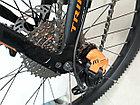 Велосипед Trinx M1000, 21 рама, 26 колеса, гидравлические тормоза, фото 6