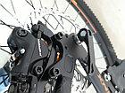 Велосипед Trinx M1000, 21 рама, 26 колеса, гидравлические тормоза, фото 9