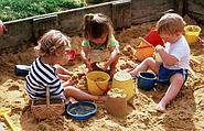 Игры с песком!