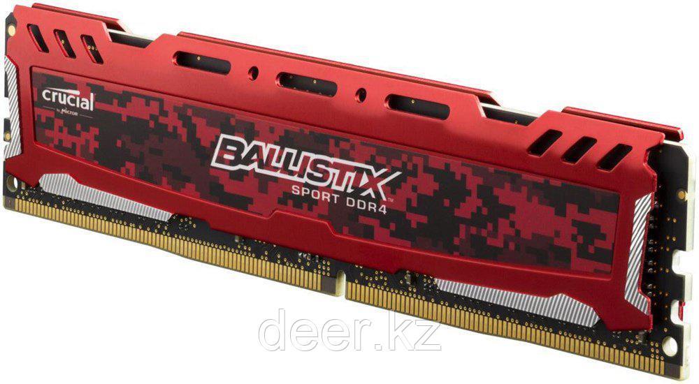 Оперативная память Crucial DDR4 2400MHz BLS16G4D240FSE