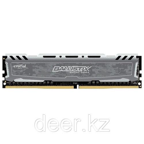 Оперативная память Crucial DDR4 16GB 2400Mhz BLS16G4D240FSB