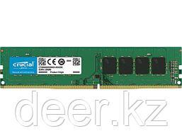 Оперативная память Crucial DDR4 16GB 2400Mhz CT16G4DFD824A