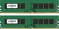 Оперативная память Crucial DDR4 2400MHz CT2K8G4DFD824A