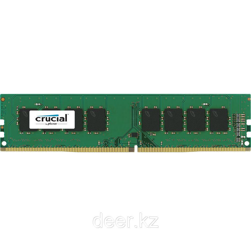 Оперативная память Crucial DDR4 4Gb 2400MHz CT4G4DFS824A