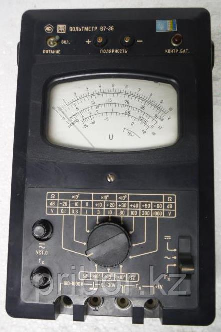 В7-36 Ампервольтметр