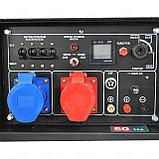 Дизельный генератор Alteco Professional ADG 7500TE DUO -6 кВт, фото 2