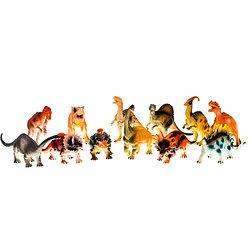 Игрушка фигурка динозавра малая