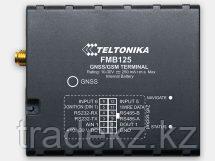 Автомобильный трекер GPS/ГЛОНАСС терминал Teltonika FMB125 с внешней антенной GPS + АКБ