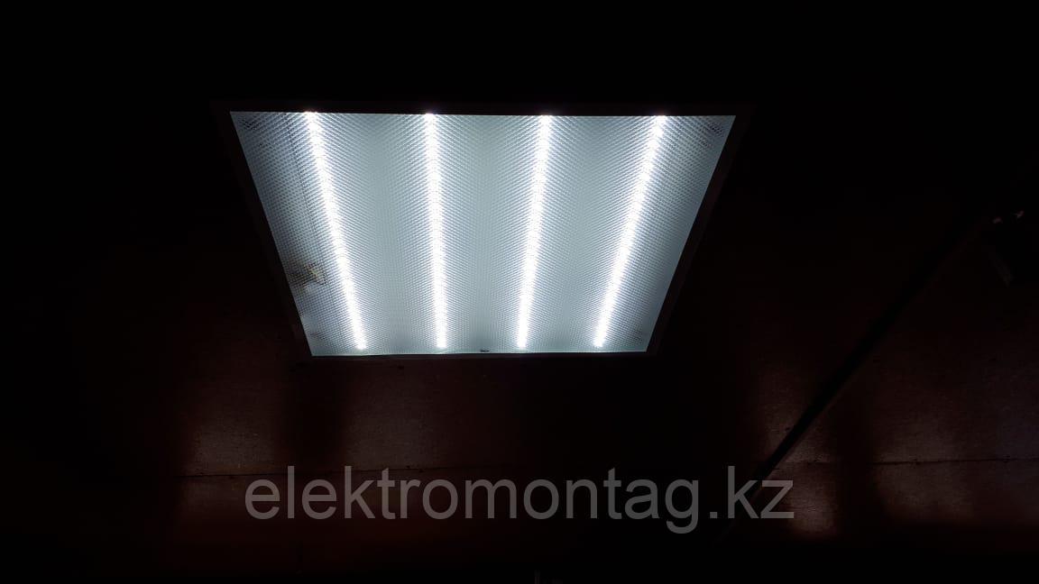 LED- панель 595х595 36W