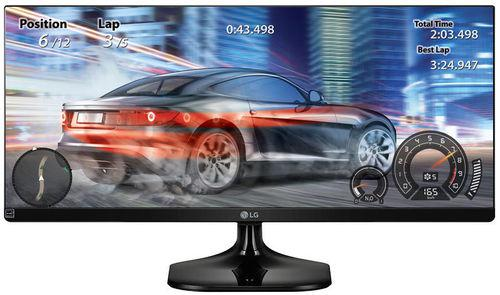 "Монитор 29"" LG 29UM58-P Black, 2560 x 1080, IPS"