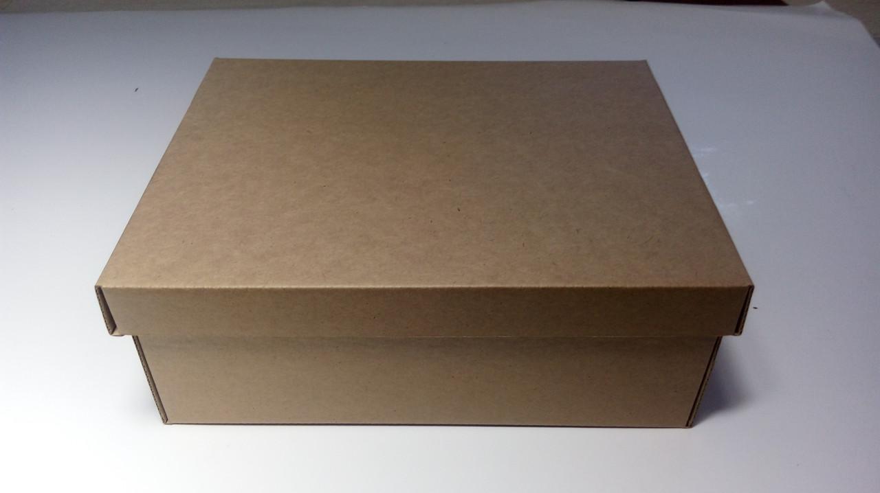 Коробка-упаковка, бурого цвета, сборка, доставка.