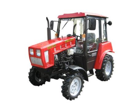 Трактор МТЗ-320-4М, фото 2