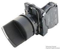 Переключатель 22 мм 2 позиции с возвратом