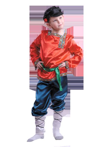 Национальные костюмы детские