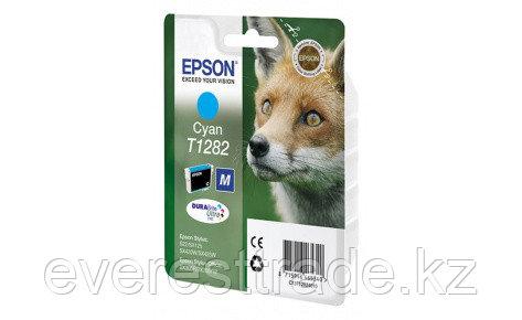 Картридж Epson C13T12824012 S22/SX125 голубой new, фото 2