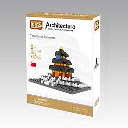 "Конструктор Loz Architecture ""Храм Неба"", 210 деталей"