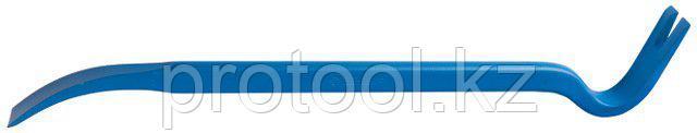 Лом-гвоздодер, 600 мм, 30х15 мм, кованый усиленный, ЗУБР, фото 2