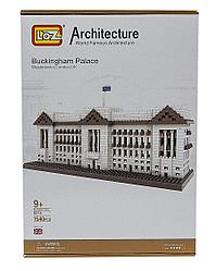 "Конструктор Loz Architecture ""Букингемский дворец"", 1540 деталей"