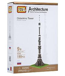 """Конструктор Loz Architecture """"Башня Останкино"""", 190 деталей"""