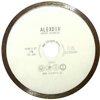 Сплошной диск серии Econom 125 мм. ALEXDIA