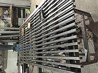 Дверь решетка металлическая на заказ
