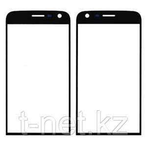 Стекло на дисплей LG G5/H845 цвет черный