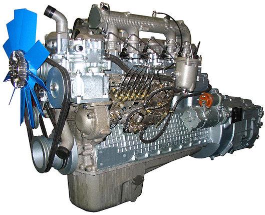 Двигатель Д-245. 12С-231М ЗИЛ-130, фото 2