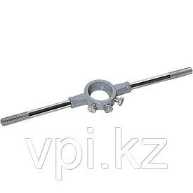 Плашкодержатель, М3.5-М6, 20мм Сибртех