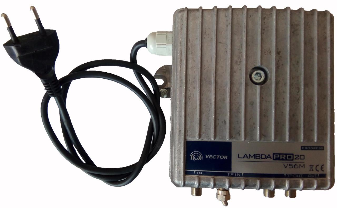 Усилитель ТВ сигнала  VECTOR