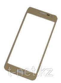 Стекло на дисплей Samsung A3 2015/A300F цвет черный, белый, золотой
