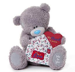 "Мягкая игрушка ""Me to You"" Мишка Тедди с конвертом, 71 см"
