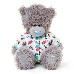 """Мягкая игрушка """"Me to You"""" Мишка Тедди в пижаме, 18 см"""