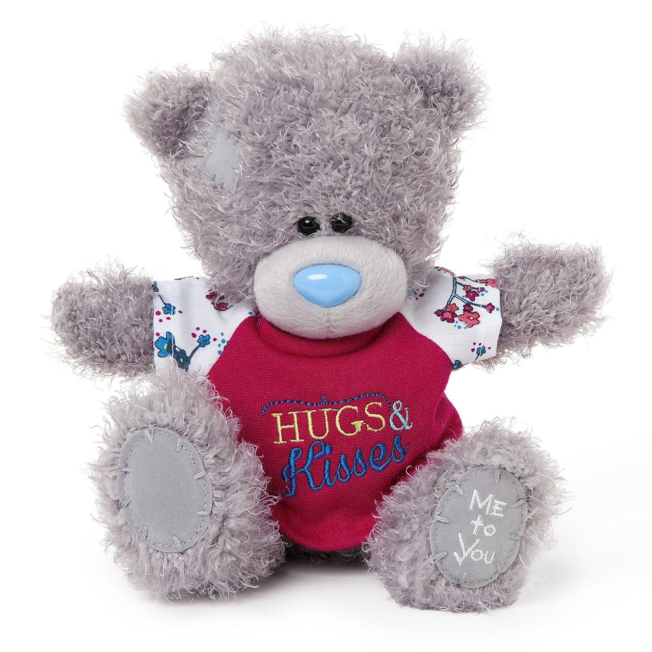 "Мягкая игрушка ""Me to You"" Мишка Тедди в футболке, 20 см"