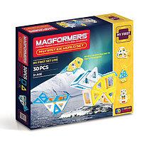 Magformers My First Ice World Set (Мой первый набор - Ледяной мир)