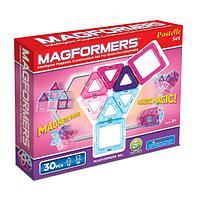 Magformers Pastelle set 30 (Набор в пастельных цветах)