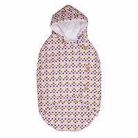 Mammie Конверт-кокон для новорожденного конфетти Весна-Осень