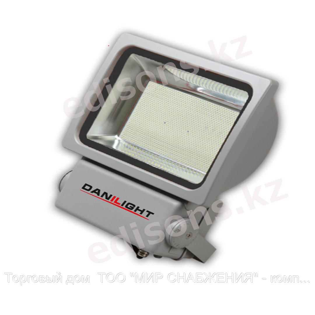 Прожектор с пультом LED 220V/20W RGB