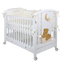 MIBB детская кроватка BABI BIANCO Белый