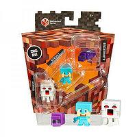 Набор минифигурок Minecraft