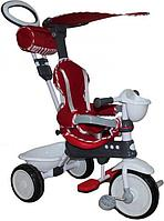 Mini Trike Велосипед 3-х колесный красный