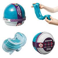 Nano gum Жвачка для рук Серебристо-голубой 25 гр