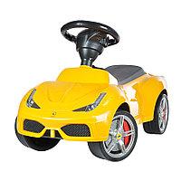 Детская каталка Rastar Ferrari 458 Speciale A желтая Yellow